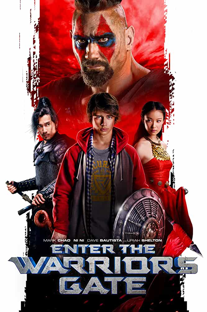 Poster Enter The Warriors Gate 2016 Full 3D Movie Download English Free