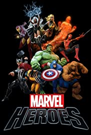Marvel Heroes (2013) Poster - Movie Forum, Cast, Reviews