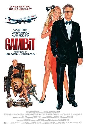 Poster Gambit - Der Masterplan