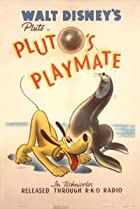 Pluto's Playmate (1941) Poster
