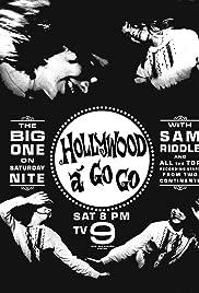 Hollywood a Go Go Poster