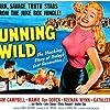 William Campbell, Mamie Van Doren, and Keenan Wynn in Running Wild (1955)