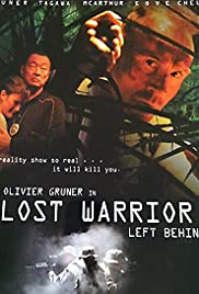 Lost Warrior: Left Behind Poster