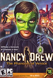 Nancy Drew: The Phantom of Venice Poster