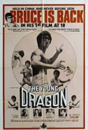 Young Dragon Poster