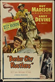 Border City Rustlers Poster