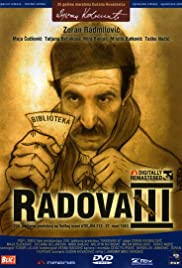 Radovan III (1983) Poster - Movie Forum, Cast, Reviews