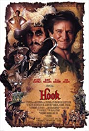 Hook (1991) Poster - Movie Forum, Cast, Reviews