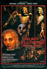 The Games of Countess Dolingen Poster