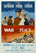 War and Peace (1956) Poster