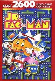 Jr. Pac-Man Poster