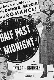 Half Past Midnight Poster
