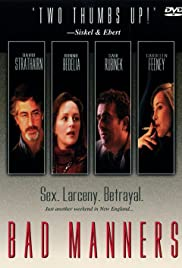 Bad Manners (1997) Poster - Movie Forum, Cast, Reviews