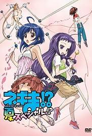 Mahou Sensei Negima! OVA Natsu Poster