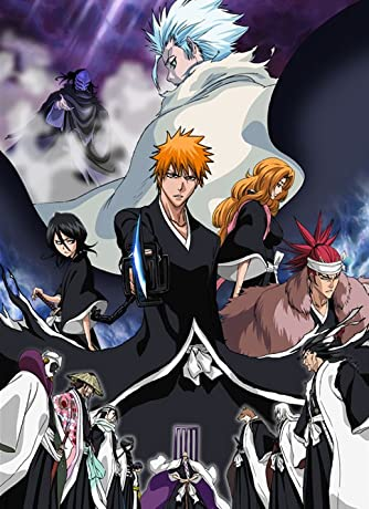 GekijГґ ban Bleach: The DiamondDust Rebellion - MГґ hitotsu no hyГґrinmaru (2007)