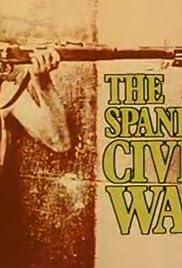 The Spanish Civil War Poster