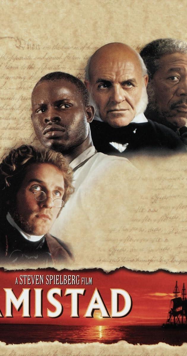 Amistad (1997) - IMDb