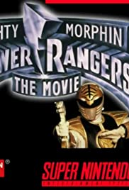 Mighty Morphin Power Rangers: The Movie, the Game Poster
