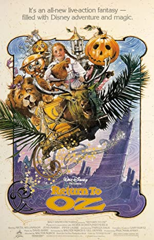 Return to Oz (1985) Download on Vidmate