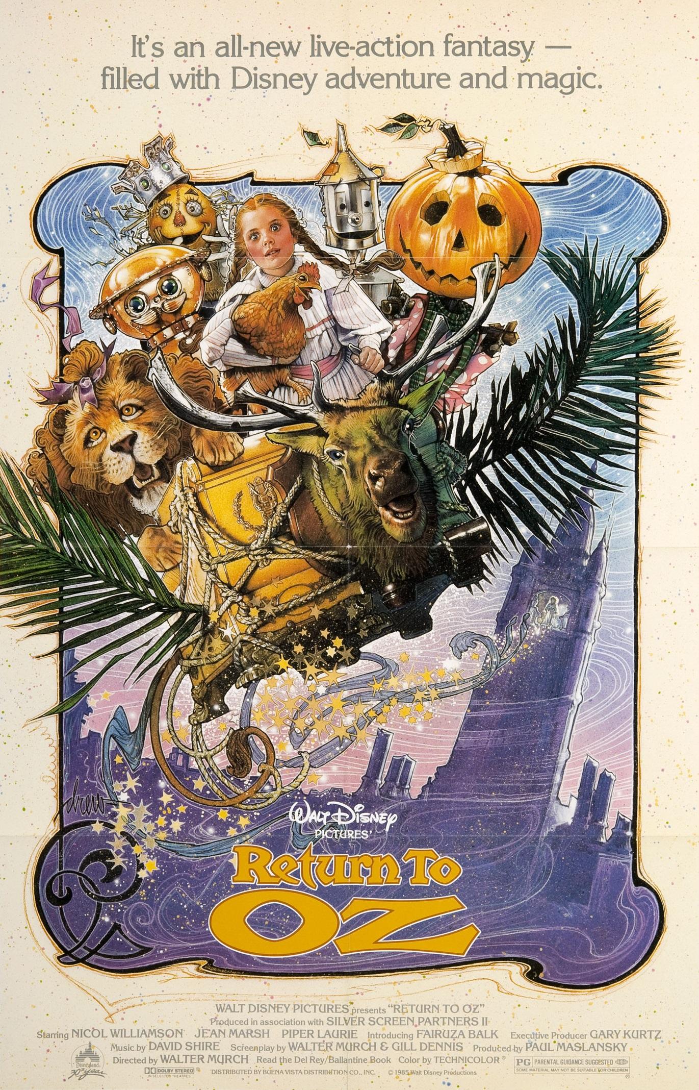 image Return to Oz Watch Full Movie Free Online