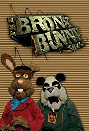 The Bronx Bunny Show Poster