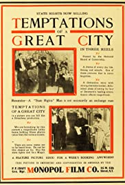 Temptations of a Great City Poster