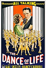 The Dance of Life (1929) Poster - Movie Forum, Cast, Reviews