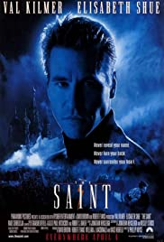 The Saint (1997) Poster - Movie Forum, Cast, Reviews