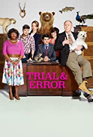 Trial & Error Poster - TV Show Forum, Cast, Reviews