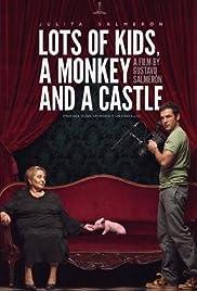 Muchos hijos, un mono y un castillo Poster