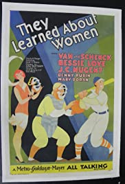 They Learned About Women (1930) Poster - Movie Forum, Cast, Reviews