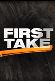 ESPN First Take Poster - TV Show Forum, Cast, Reviews