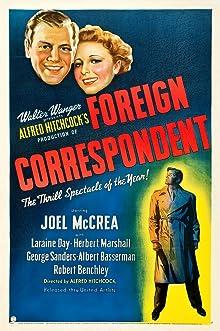 Poster Der Auslandskorrespondent