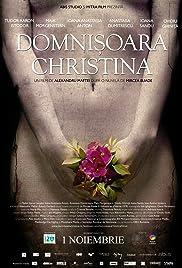 Domnisoara Christina(1992) Poster - Movie Forum, Cast, Reviews