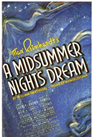 A Midsummer Night's Dream (1935) Poster - Movie Forum, Cast, Reviews