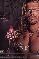 WWE Bad Blood (2004) Poster