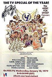 Gala de l'Unicef 1967 Poster