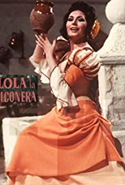 Lola the Coal Girl Poster