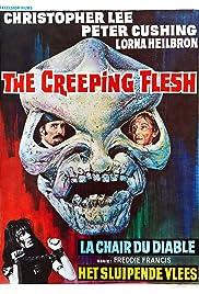 The Creeping Flesh Poster