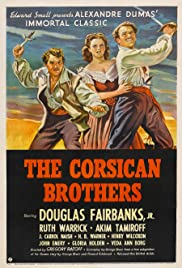 The Corsican Brothers (1941) Poster - Movie Forum, Cast, Reviews