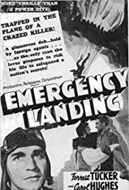 Emergency Landing (1941) Poster - Movie Forum, Cast, Reviews