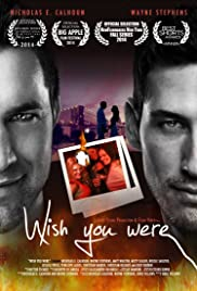Wish You Were Poster