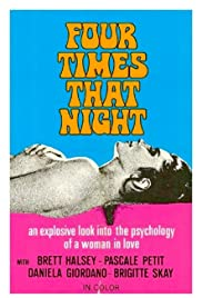 Four Times that Night(1971) Poster - Movie Forum, Cast, Reviews