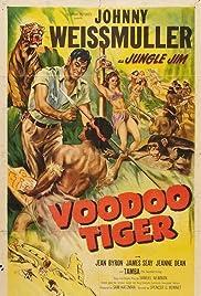 Voodoo Tiger Poster