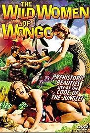 Wild Women of Wongo Poster