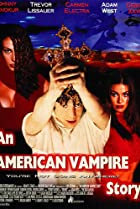 An American Vampire Story (1997) Poster
