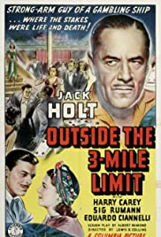 Outside the Three-Mile Limit Poster