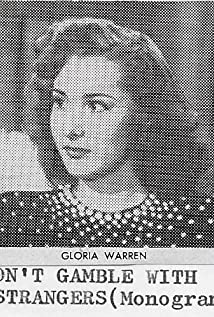Gloria Warren Picture