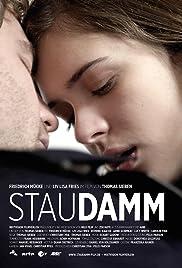 Staudamm Poster