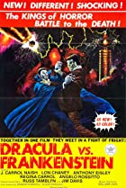 Image of Dracula vs. Frankenstein